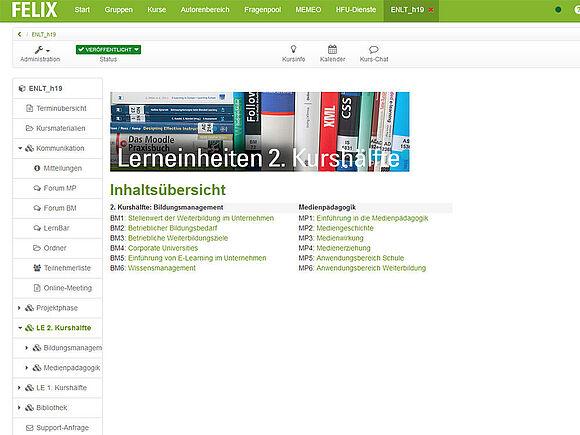 Online-Lernen (I245-1)